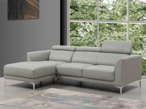 Slate Sectional Sofa Left Hand Chaise, Smoke