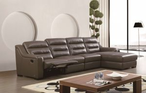 Ludlow Sectional, Right Hand Chaise, Grey