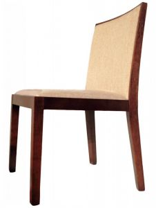 Resolve Wood/Fabric Dining Chair