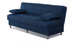 London Sofa Bed, Navy Blue