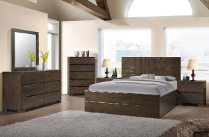 Colosse Bedroom Set