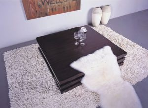 Contempo Square Coffee Table