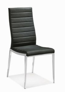 DC803 Dining Chair, Black