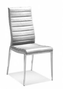 DC803 Dining Chair, White