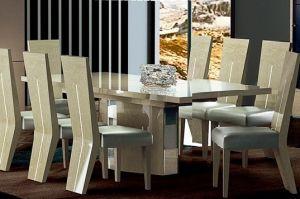 DT 68 Rectangular Walnut Dining Table