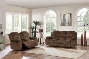 U3118 3PCS Reclining  Living Room Set, Coffee