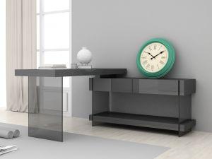 Cloud Office Desk, Grey