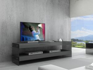 Cloud TV Stand, Grey