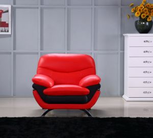 Jonus Chair, Red Black