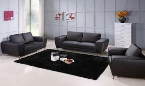 Julie Living Room Set, Black