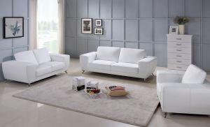 Julie Living Room Set, White