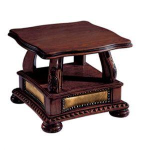 Oakman End Table