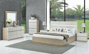 Loft Led Bedroom Set