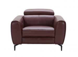 Lorenzo Motion Chair, Merlot