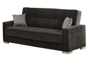 Munich Sofa Bed, Grey