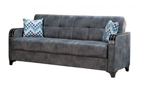 Nebraska Sofa Bed, Grey