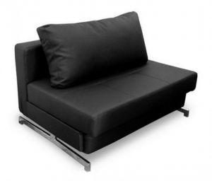 K43-1 Premium Sofa Bed, Black