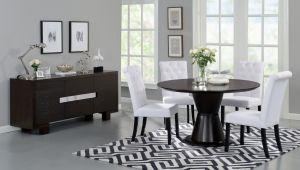 Orbit Dining Table, Wenge