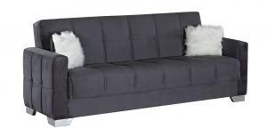 Ottawa Sofa Bed, Grey