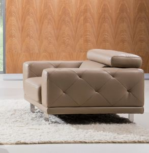 S116 Chair, Taupe