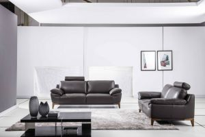 S93 Living Room Set, Gray