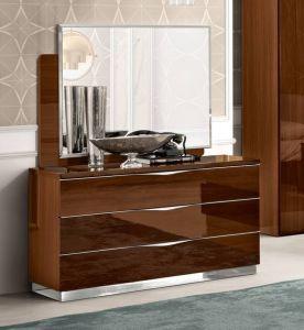 Dona Single Dresser + Mirror