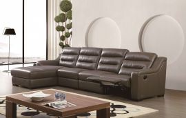 Ludlow Sectional, Left Hand Chaise, Grey