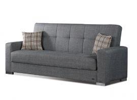 Kansas Sofa Bed, Grey