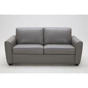 Jasper Premium Leather Sofa Bed