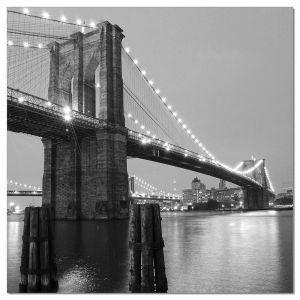Premium Acrylic Wall Art Brooklyn Bridge II - SH-71598A