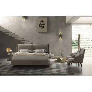 Cortina Premium Queen Size Bed