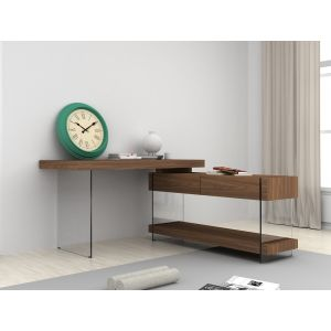 Elm Office Desk