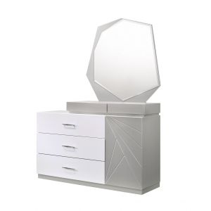 Florence Dresser + Mirror