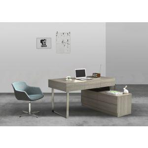 KD12 Office Desk, Grey