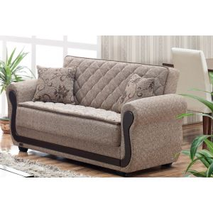 Newark Loveseat, Beige