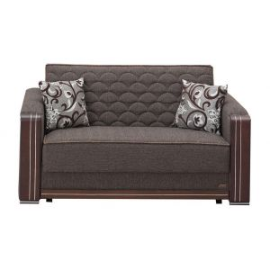 Oregon Loveseat, Brown