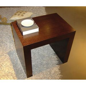 Recluse End Table