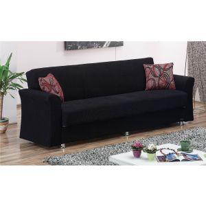 Utah Sofa Bed, Black