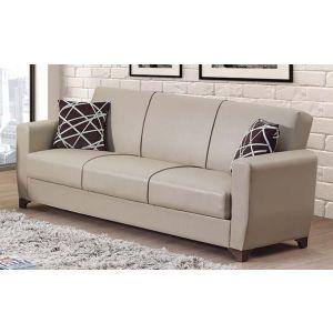 Yonkers Sofa Bed, Beige