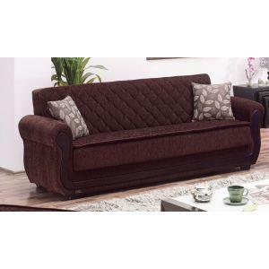 Sunrise Sofa Bed, Brown