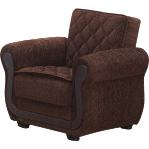 Sunrise Chair, Brown